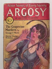 ARGOSY JUNE 20, 1931 VOLUME 221 NUMBER 6 by  Charles Adams]  John Stanford - Paperback - First Edition - 1931 - from biblioboy (SKU: 68689)