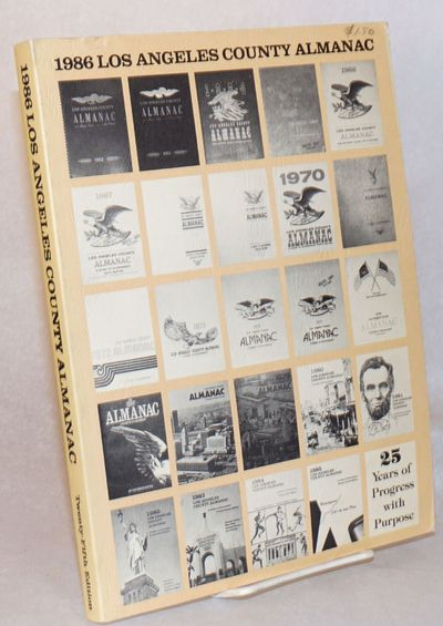 Los Angeles: Los Angeles County Almanac, 1986. Paperback. 288p., 8.5x11 inches, illustrated with pho...