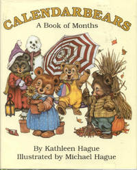 image of Calendarbears: A Book of Months