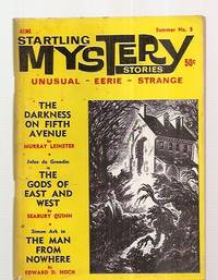 image of Startling Mystery Stories Volume 1 Number 5 - Summer 1967 - Whole Number 5
