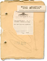 image of The Mystic (Original screenplay for the 1925 silent film)