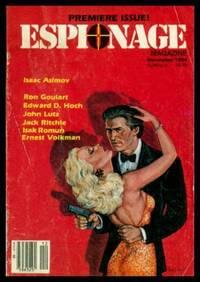 ESPIONAGE - Volume 1, number 1 - December 1984