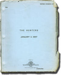 image of The Hunters (Original screenplay for the 1958 film)