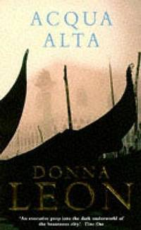 Acqua Alta by  Donna Leon - Paperback - 1997 - from ThriftBooks and Biblio.co.uk