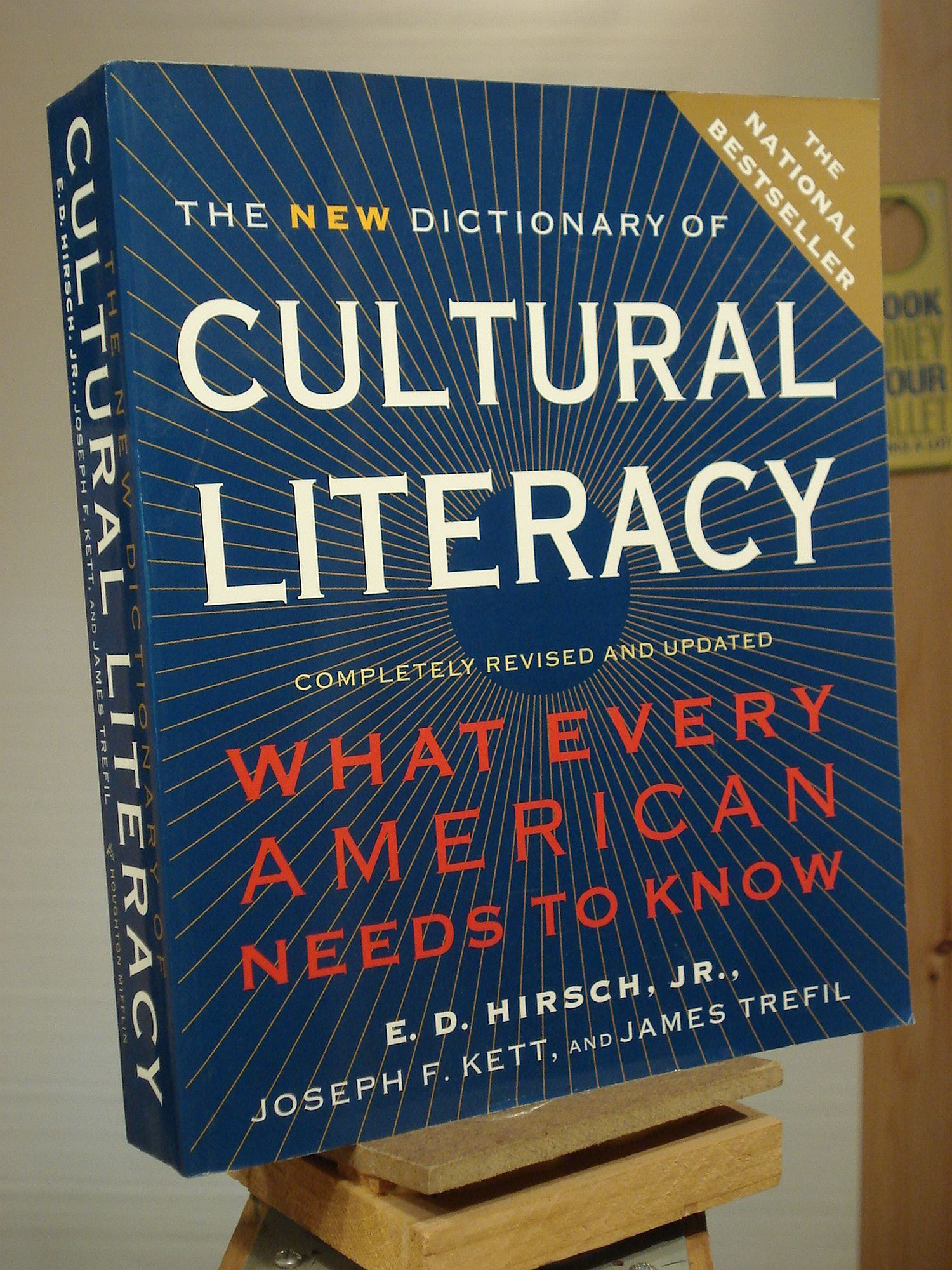 the new dictionary of cultural literacy what every american needs to know