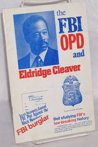 image of The FBI, OPD and Eldridge Cleaver