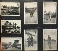 Photo Album of Two Michigan Brothers with the 53rd Military Police Company in Italy and France During World War II
