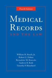 Medical Records and the Law