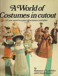 image of A WORLD OF COSTUMES IN CUTOUT