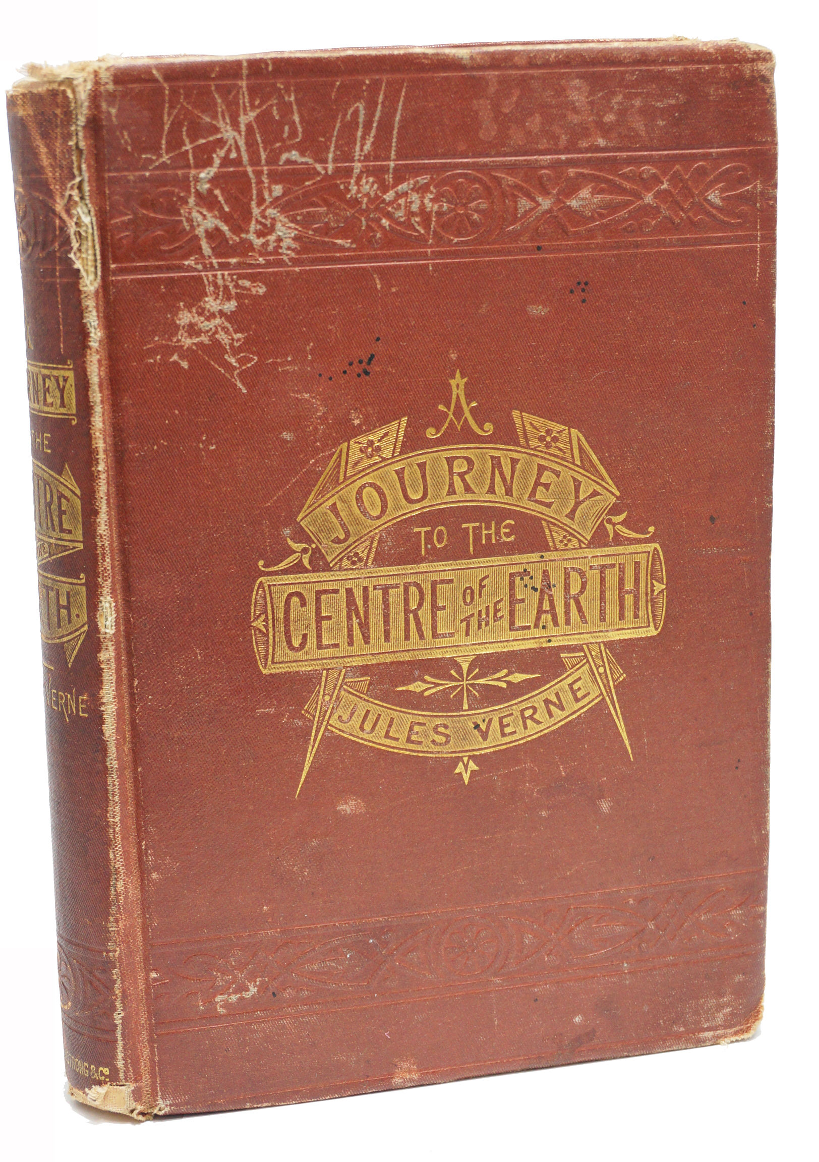 an analysis of the novel earth by jules verne Jules verne biography - the scientific author, jules verne is still remembered for his much celebrated works such as around the world in eighty days (1873), journey to the center of the.