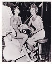 image of Gypsy (Original photograph of Natalie Wood and Rose Louise Hovick on the set of the 1962 film)