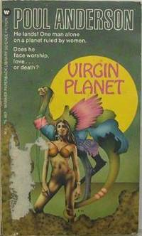 Virgin Planet by  Poul Anderson - Paperback - 1973-01-01 - from Eco Sales (SKU: 29770)