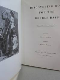 Discovering Bows for the Double Bass