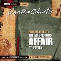 image of The Mysterious Affair At Styles (BBC Audio Crime)
