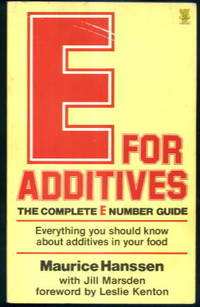 E for Additives: The Complete E Number Guide