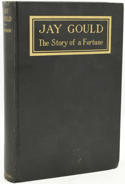 New York: Greenberg Publisher, 1928. First Edition. Hard Cover. Very Good binding. Biography of the ...