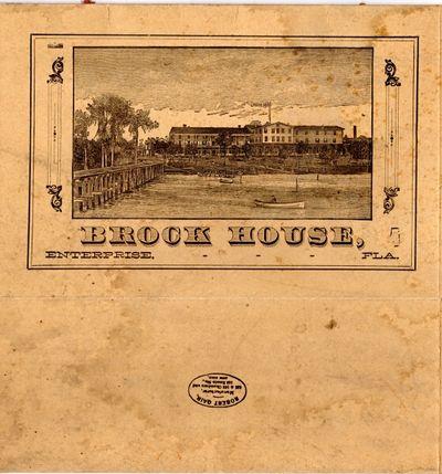 Brooklyn: Robert Gair, n.d., 1880. Approximately 7½