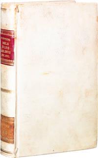 Ivlivis Solinvs. Itinerarivm Antonini Avg. Vibivs Seqvester.; [A Description of the World by Pomponius Mela...]