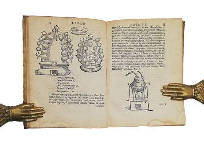 De distillationibus libri IX