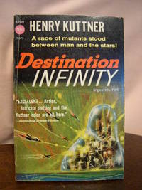 image of DESTINATION INFINITY [FURY]