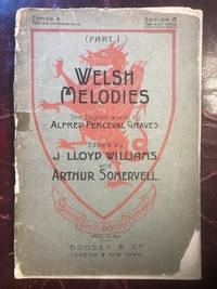 Sixteen Welsh Melodies, With Traditional And Original Welsh Words; And English Lyrics (Part I)