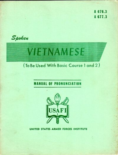 Madison, Wisconsin: United States Armed Forces Institute, 1970. 4to, pp. 51; tables and charts, text...