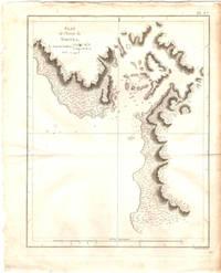 Plan de l'Entrée de Nootka; [From Plate 37, Troisieme Voyage de Cook,Paris: Hotel de Thou, 1785] [Engraved by Robert Bernard]