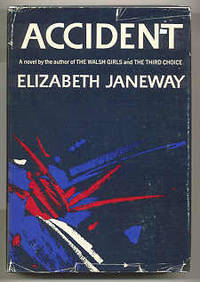 NY: Harper & Row, 1964. First edition, first prnt. Inscribed by Janeway on the front free endpage.