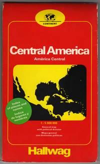 Central America - America Central [MAP] -
