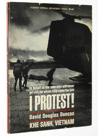 I Protest!, Duncan, David Douglas