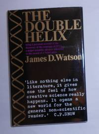 image of The Double Helix - A Personal Account of the Discovery of the Structure of DNA