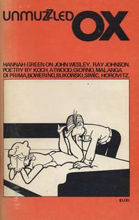 Unmuzzled Ox 7 (Volume 2, Number 3, 1974)