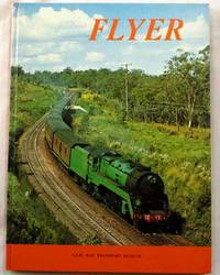 Flyer. A Tribute to Steam Locomotive Operation on the Sydney-Newcastle Expresses