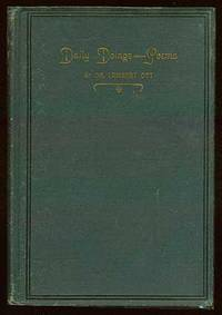 Philadelphia: Lippincott, 1888. Hardcover. Very Good. First edition. Very good plus with some light ...