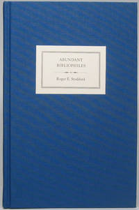 Abundant Bibliophiles: Hubbard Winslow Bryant on the Private Libraries of Portland 1863-1864