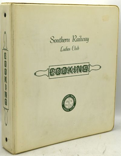 , 1982. Spiral Bound. Very Good binding. A loose-leaf typewritten cookbook published by the Southern...