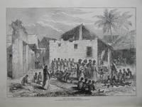 image of The Slave Market, Zanzibar.