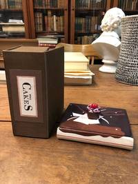 Small Cakes. A Selection Containing Brief histories, ingredients and recipes, poetic anecdotes and visual decorations.