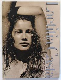 Laetitia Casta (with Herb Ritts color poster)
