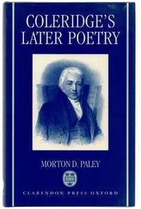 Coleridge's Later Poetry