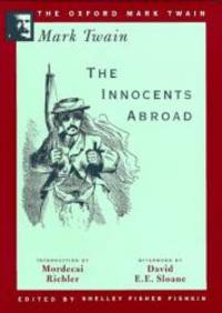 image of The Innocents Abroad (1869) (The Oxford Mark Twain)