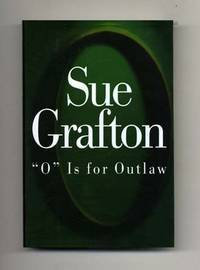 image of O Is For Outlaw  - 1st Edition/1st Printing