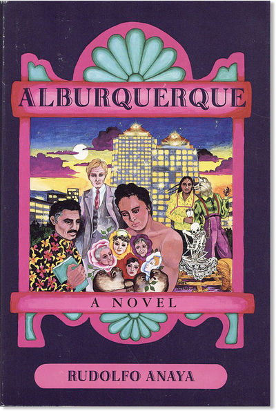 Albuquerque: University of New Mexico Press, 1992. First Edition. First Printing. Octavo; 3/4 lavend...
