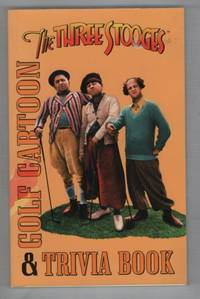 The Three Stooges Golf Cartoon and Trivia Book