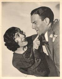 Portrait photo, signed by both and inscribed to Louis B. Frewer, (George, 1896-1996, and his wife Gracie ALLEN, 1895-1964, American Comedy Duo, married 1926)