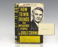 How to Win Friends and Influence People. by  Dale Carnegie - Signed First Edition - 1948 - from Raptis Rare Books (SKU: 110479)