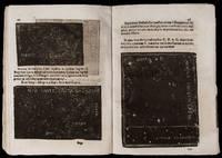 THE FIRST STUDY OF NEBULAE: WITH 39 WHITE-ON-BLACK WOODCUTS OBSERVED WITH A TELESCOPE OFFERED BY GALILEO NO US COPYDe systemate orbis cometici de que admirandis coeli characteribus, opuscula duo, in quorum primo cometarum causae disquiruuntur, & explicantur... In secondo vero quid, quales quotue sint stellae luminosae; nebulosae; necnon, & occultae, manifestantur, & rerem caelestium studiosis commendantur ...