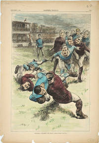 """image of Football - """"Collared"""""""