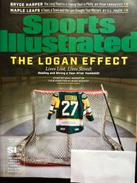Sports Illustrated Magazine (March 11, 2019) The Logan Effect