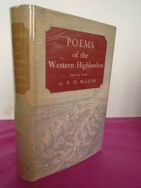 POEMS OF THE WESTERN HIGHLANDERS